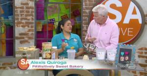 PAWsweet Dog Bakery SA Live Alexis Quiroga