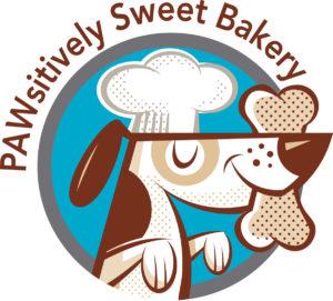 PAW sweet Bakery Logo