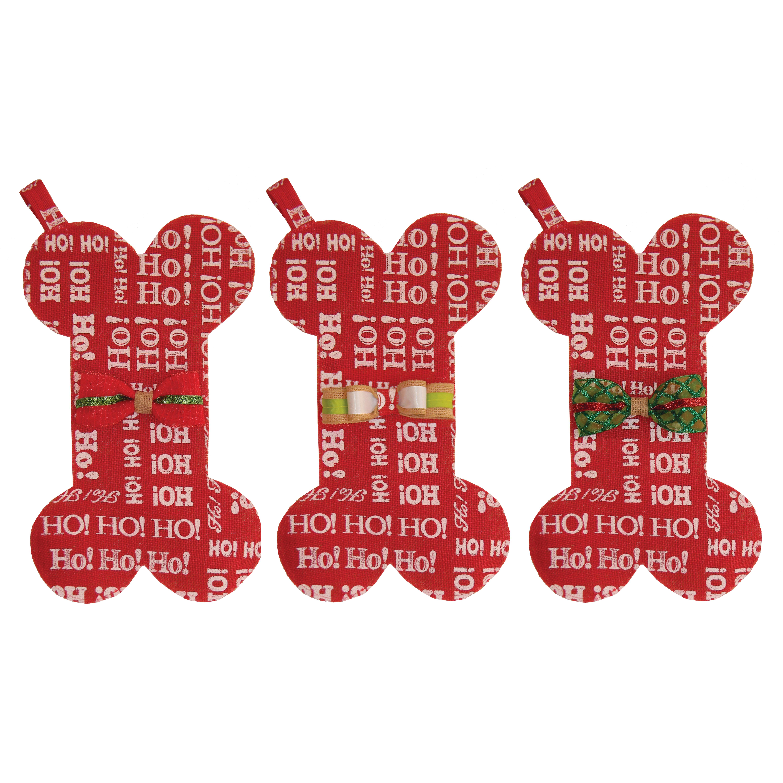 Holiday Stocking with Treats - Ho Ho Ho!