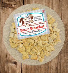 Bacon Breakfast PAWsitively Sweet Bakery