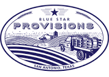 Blue Star Provisions Logo