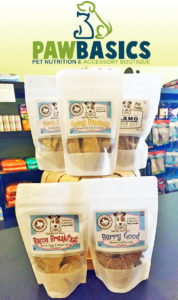 PAWsitively Sweet Bakery Treats at PawBasics