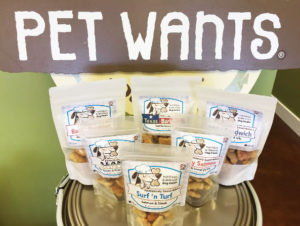 PAWsitively Sweet Bakery at Pet Wants San Antonio