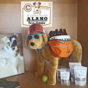 PAWsitively Sweet Bakery Alamo Beer Co treats