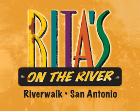 Rita's on the River logo