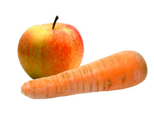 apple and carrot