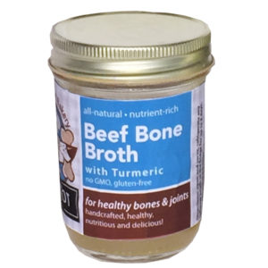 Beef Broth for Dogs PAWsitively Sweet Bakery