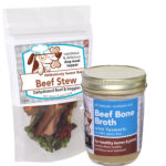 PAW sweet Bakery Roast Beef Broth