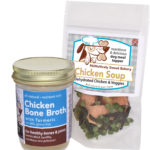 PAW sweet Bakery Chicken Bone Broth combo