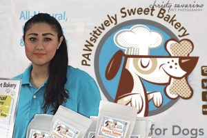 PAWsitively Sweet Bakery Alexis Quiroga