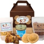 dog treats monthly box