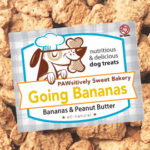 Pawsitively Sweet Bakery Going Bananas dog treats
