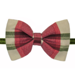 pawsitively sweet bakery christmas bowtie