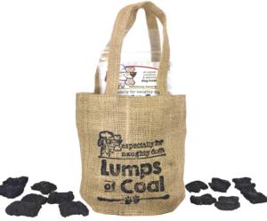 Lumps of Coal dog treats Feature
