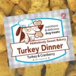 pawsitively sweet bakery turkey dinner