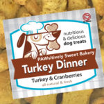 Turkey Dinner dog treats