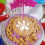 PAWsweetBakery Dog Birthday Cake