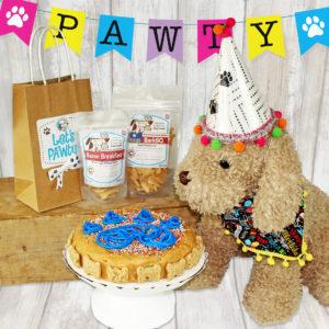Dog Birthday Bundle Basic