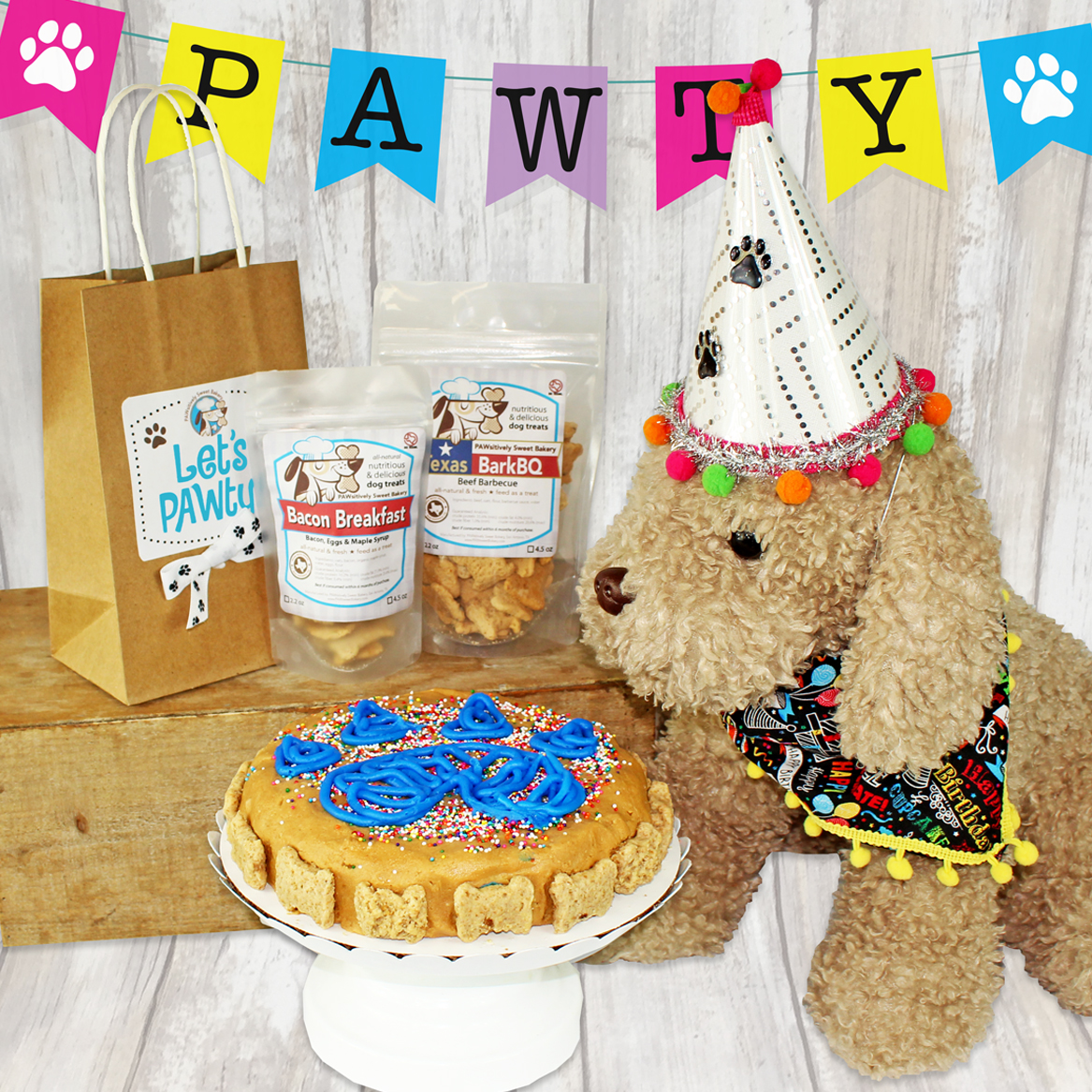 Dog Birthday Bundle Basic
