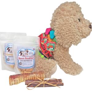 PAWsweetBakery Dog Treats Fiesta Bundle