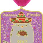 Pusheen Fiesta Medal