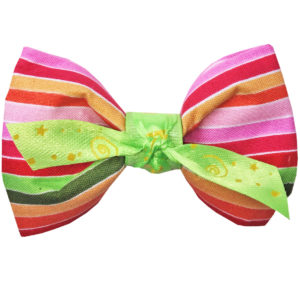 Fiesta Dog Bow Tie
