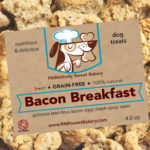 PAWsitively sweet bakery grain free Bacon Breakfast