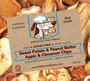 sweet potato apple chips pawsitively sweet bakery