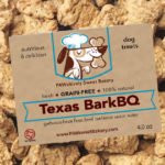 PAWsitively sweet bakery grain free Texas BarkBQ