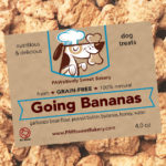 PAWsitively sweet bakery grain free GoingBananas