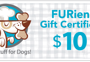 PAWsitively Sweet Bakery Gift Certificate