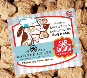 Ranger Creek SA Lager Dog Treats