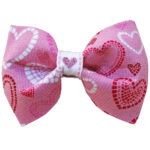 Vday Pink Bow