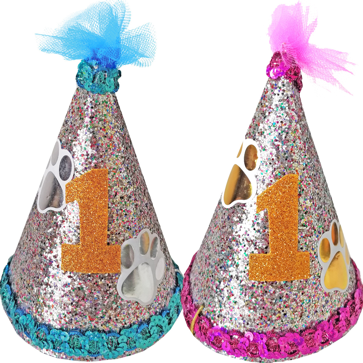 Dog Happy Birthday Hat